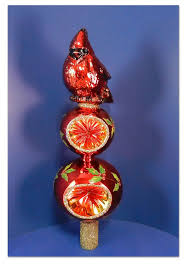Easy Holiday Ornament Ideas  Michaels Dream Tree Challenge Christmas Tree Finials
