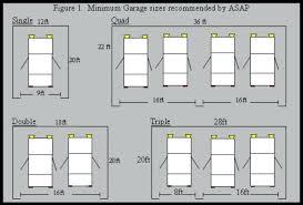 standard garage door sizes image of great canada