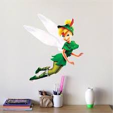 peter pan disney decal laptop macbook