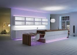 strip lighting kitchen. love the atmospheric effect this creates sensio rgb flexible led strip light kitchen lighting