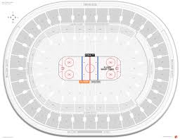 Philadelphia Flyers Seating Guide Wells Fargo Center