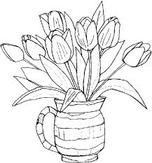 Small Picture Printable Flower Coloring Pages Coloring Coloring Pages