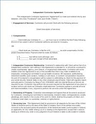 Sales Consultant Contract Template Business Consulting Contract ...