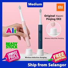 Xiaomi Mijia T100 <b>PINJING EX3 Electric</b> Toothbrush Sonic SO ...