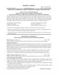 Catering Sales Manager Resume Examples Example Templates