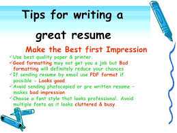 Tips On Writing A Resume 345 Best Resume Tips Images On Pinterest