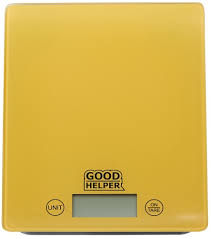 Отзывы: <b>Кухонные весы GOODHELPER KS-S04</b> бежевый в ...
