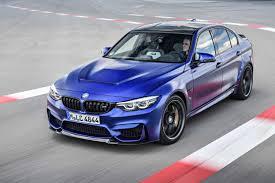 The new <b>BMW M3</b> CS.