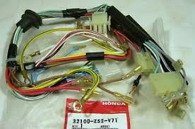 nos honda generator wiring harness 32100 zs2 v71 image is loading nos honda generator wiring harness 32100 zs2 v71