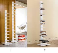 Less Or More: Vertical Bookcases POPSUGAR Home
