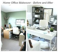 office makeover. My Home Furniture See Office Makeover Before And  After Photos Of A