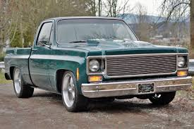 The Wick Family's Chevy C10 Street Truck