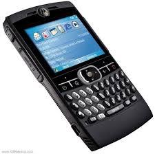 Motorola Q8 - Full specification ...