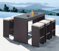 home bar furniture modern. portable and sectional patio bar furniture light outdoor home designs modern