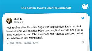 Die Besten Tweets über Freundschaft Twitterperlen