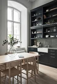 Furniture In Kitchen 17 Best Ideas About Black Kitchen Furniture On Pinterest Modern