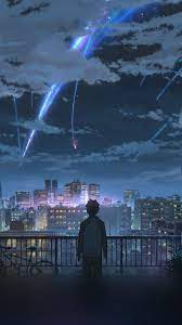 Anime Sky HD Wallpapers - Wallpaper Cave