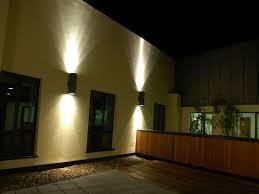 Image Outdoor Lighting Ideas Madeinchinacom Letl Double Faces Déclairage Led De Plein Air Wall Lamp
