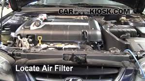 carcarekiosk all videos page hyundai elantra 2005 2005 hyundai elantra gls 2 0l 4 cyl sedan 4 door air filter