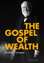 the gospel of wealth corporation of new york gospel of wealth cover