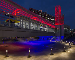 Hess Outdoor Lighting Local Project Target Field Station Minneapolis Mn Winona