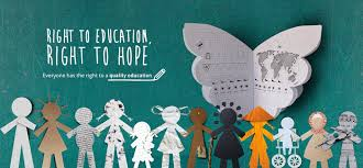 right to education right to hope edujesuitedujesuit right to education right to hope