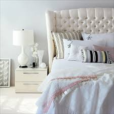 18_white Color Decorating Room Ideas Bedroom Luxurious Headboard Spring Bedroom Colors Decor Images