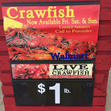 supercenter garth rd baytown tx com for sunday only we have bags of crawfish priced at 34 00 for a 34 lb sack