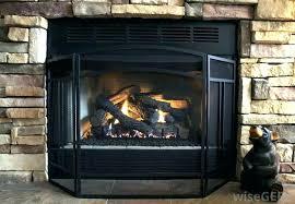 fireplace gas starter s wood burning fireplace gas starter kit