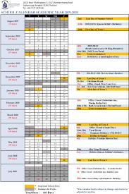 Calendar 2019 2020 Calendar