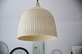 rattan lighting. Abeachcottage Coastal Vintage Style Rattan Nautical Light Ikea Abeachcottage.com Lighting ?