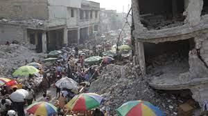 Haiti nach dem Erdbeben 2010: Zwischen ...
