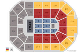Allstate Arena Seating Chart Ed Sheeran Allstate Arena Rosemont Tickets Schedule Seating Chart