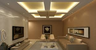 For Designing A Living Room Living Room Ceiling Home Design Ideas Gyproc India