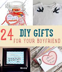 24 diy gifts for your boyfriend gifts for boyfriend
