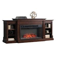 fireplace tv stand southern enterprises electric fireplace stand in espresso fireplace tv stand combo costco