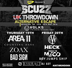 Scuzz Rock Chart The Great Escape Aim Scuzz Showcases Area 11 Fvk Heck