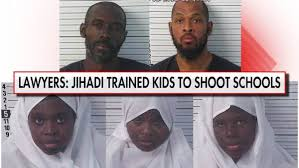 Image result for FBI arrests five New Mexico compound suspects days after multiple charges were dropped