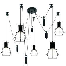 hanging light cord ideas hanging light cord with switch or pendant light cord spider pendant light