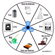Fidget Spinner Chart Free Printable Fidget Spinner Chore Chart Kellen Chores