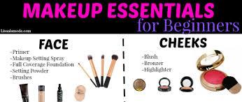 makeup starter kit list mugeek vidalondon