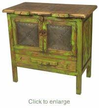 painted mexican furniturepainted mexican furniture  Painted Mexican Chic coffee
