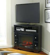 rless sliding barn door tv stand electric fireplace with