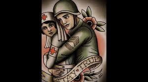 татуировки для мужчин военные армейские татуировки значение фото