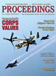 Proceedings November 2012 Vol 138 11 1 317 U S Naval