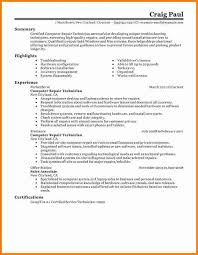 Electronics Technician Resume Samples 11 Electronic Technician Resume Penn Working Papers