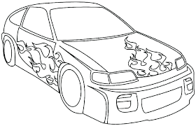 Coloring Pages Car Coloring Pages For Kindergarten Sample Download