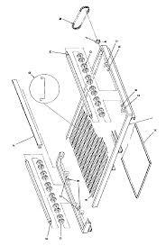 Impinger i 1400 series advantage service manual dom int'l 43