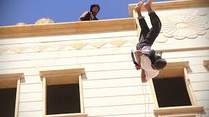Image result for mohammed said homosexuals should be thrown from a tremendous height