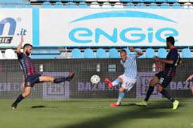 Calcio, serie B: il Cosenza non si arrende e contro la Spal pareggia nel  finale - Il Quotidiano del Sud